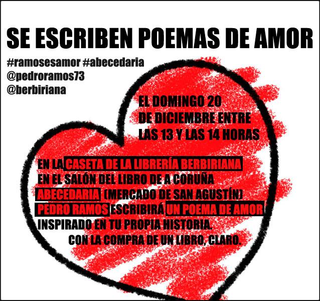 Se escriben poemas de amor*