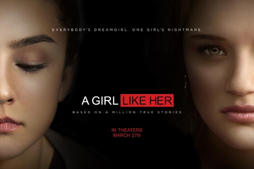 A girl likeher