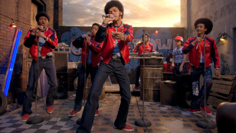 Julio Fajardo Herrero, The Get Down y Robe